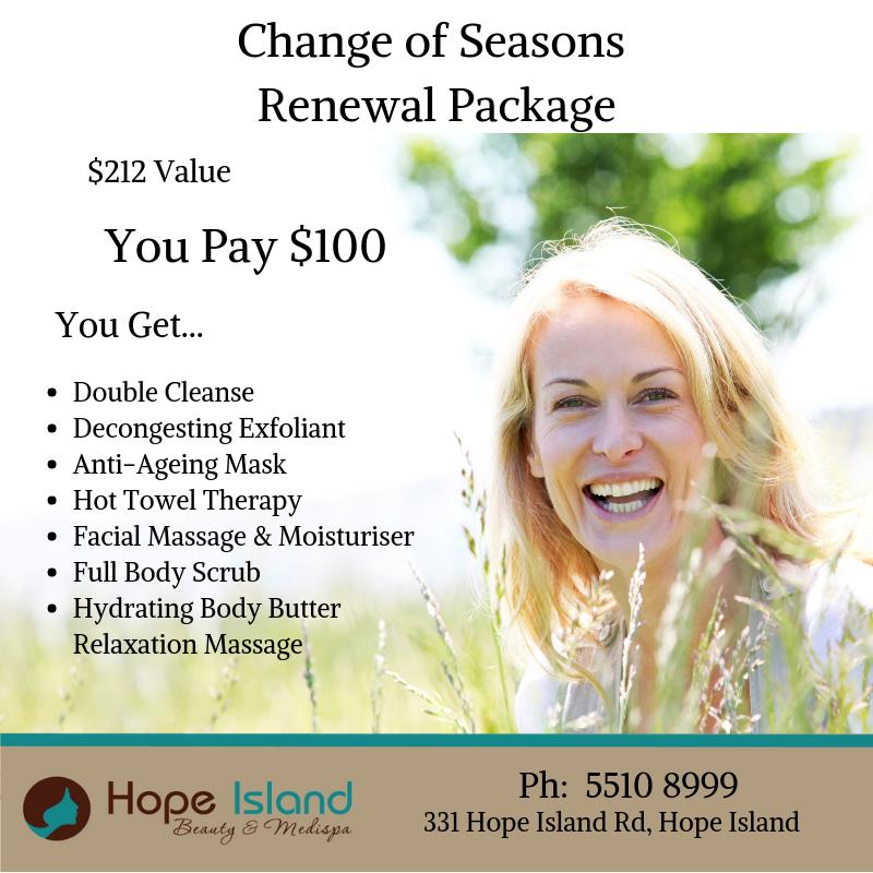 Hope Island Beauty & Medispa | Gold Coast | Special Offer
